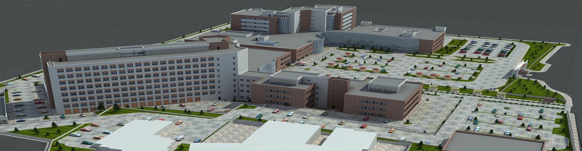 Hastane Projeleri